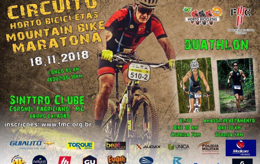 Circuito Horto Bicicletas MTB 2018