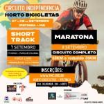 DESAFIO CIRCUITO HORTO BICICLETAS DE MARATONA MTB 2019