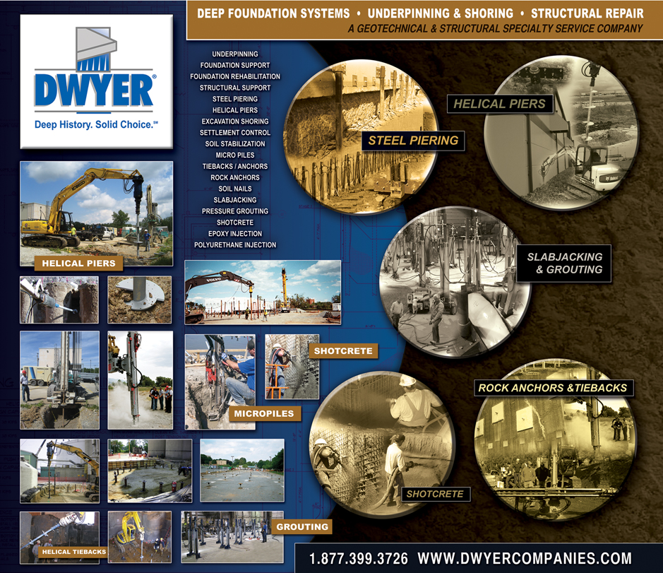 Commercial Services - Dwyer Company