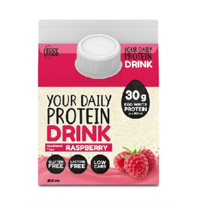 EGGY FOOD – YOUR DAILY PROTEIN DRINK 6x300ml