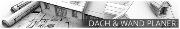Dach & Wand Planer