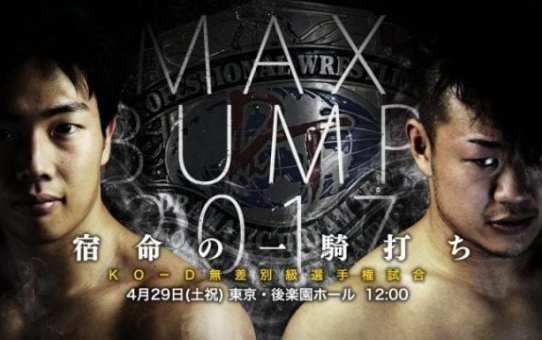 Post image of DDT: Max Bump 2017