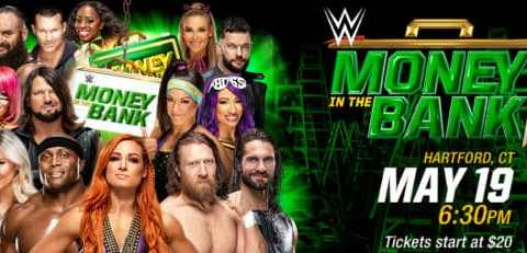 WWE Money In The Bank 2019