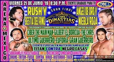 CMLL 2019 06 21