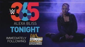 WWE 365 Alexa Bliss