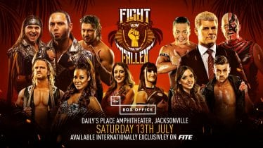 AEW Fight For The Fallen 2019