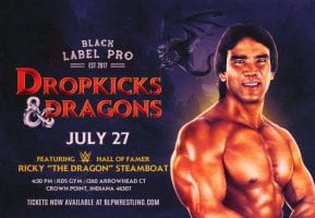 Black Label Pro 2019 Dropkicks And Dragons