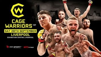 Cage Warriors 107
