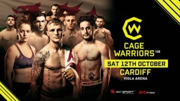 Cage Warriors 108