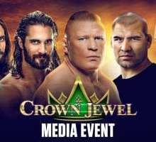 Crown Jewel Media Event