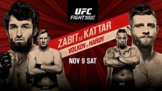 UFC Fight Night 163