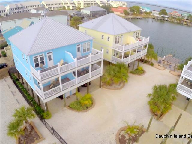 Indian Bay Yacht Club Dauphin Island Beach Rentals