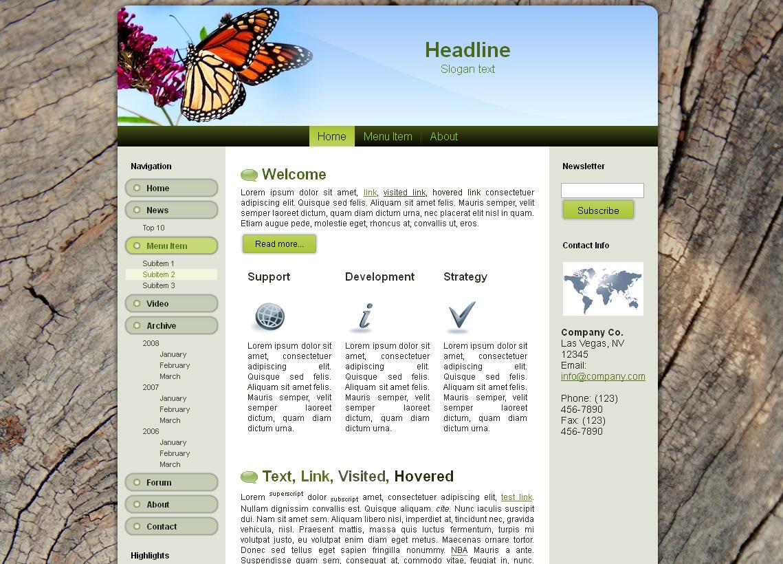Websites Make Save Dates