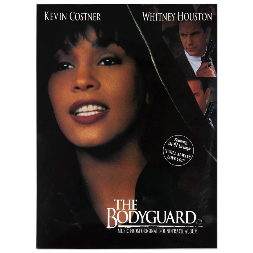 Whitney Houston The Bodyguard Soundtrack Songbook