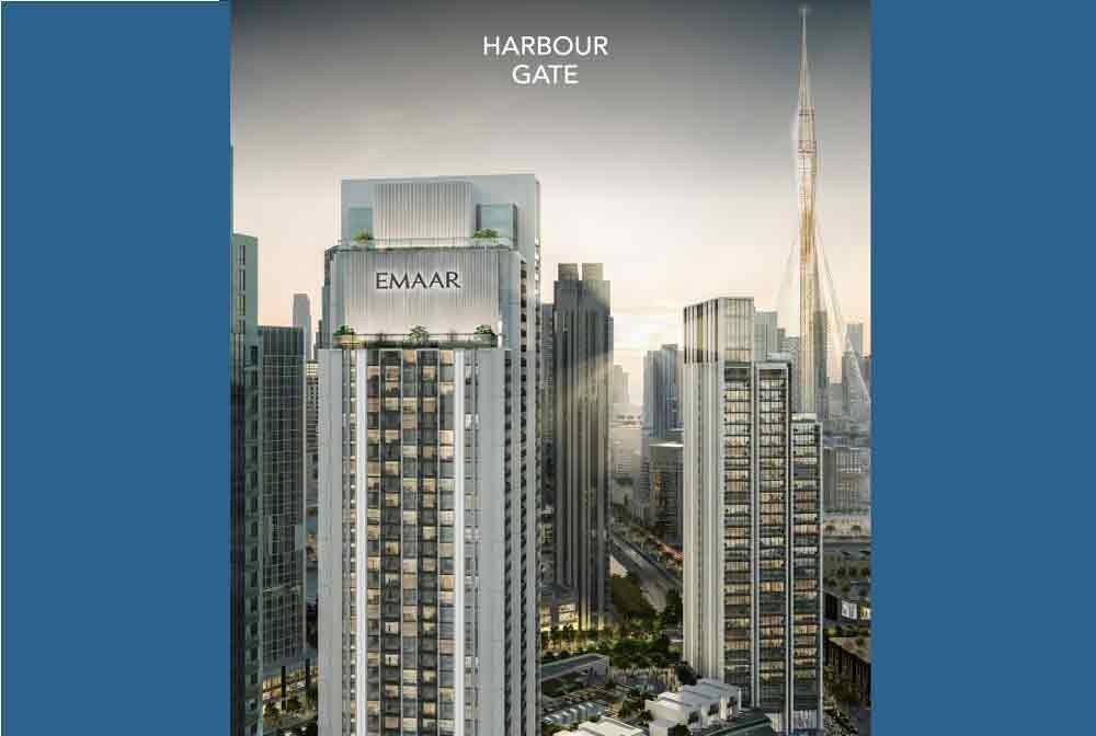 Harbour Gate Apartments Best Residences At Dubai Creek