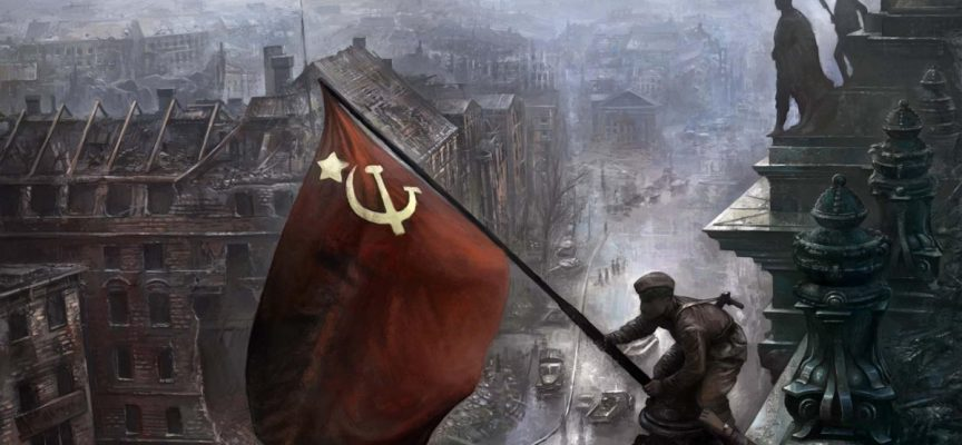 Congratulations to all who served in the Soviet Army and in the Russian Army