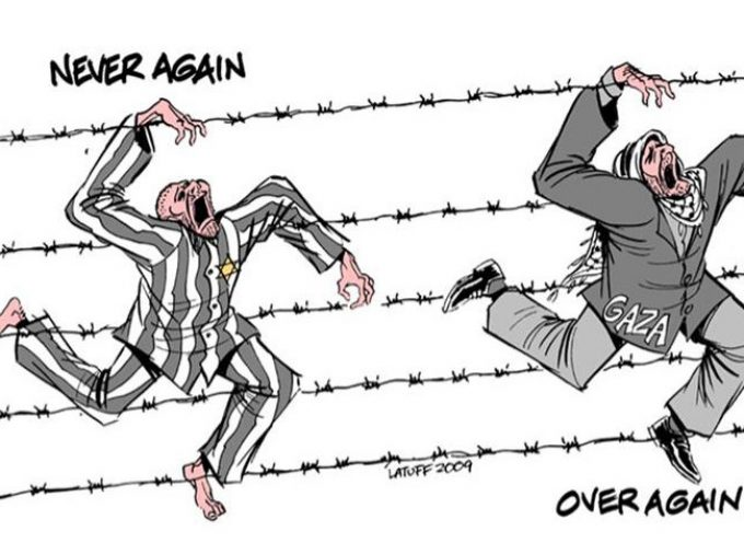 Palestine Potpourri: The Holocaust