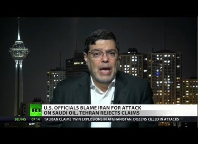 If Iran behind attack, 'US military worthless' – Tehran prof