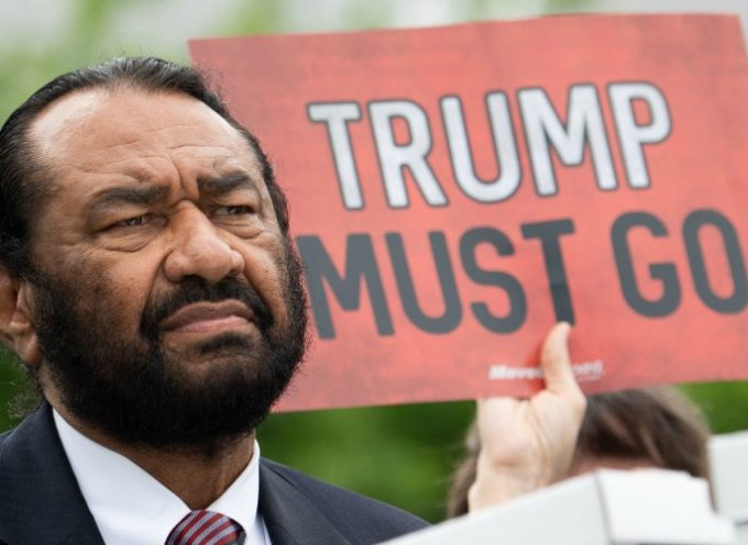 Saker rant: reaction to the Dems attempt to impeach Trump