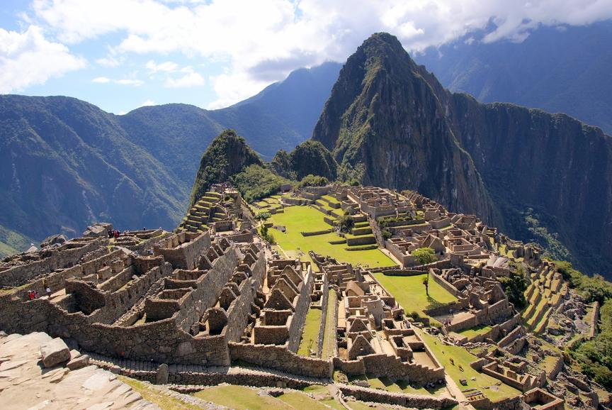 Peru OA1/DL5YWM OA4/DL5YWM Machu Picchu Tourist attractions