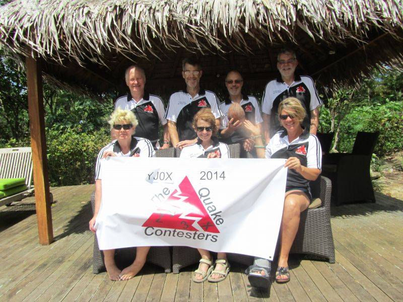 YJ0X Vanuatu DX Pedition Photo