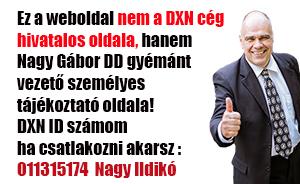 DXN szponzor
