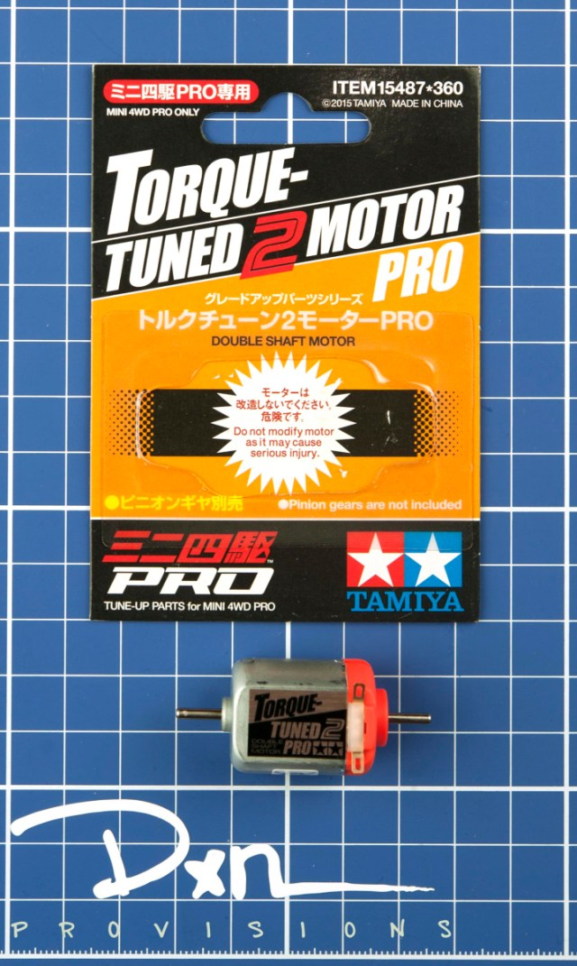 Torque-Tuned 2 Motor Pro – Dxn Provisions