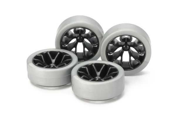 silver tires