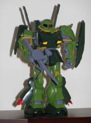 High Complete Model RMS-106 HiZack 1-144 Z Gundam HCM 18 by Bandai Made in Japan