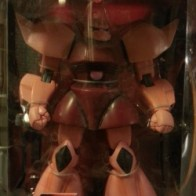 Arch Enemy Char's Gelgoog MS-14S DX - Gundam 0079