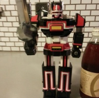 Bioman DX Godaikin - Popy Bio Robo GC-13 1984 from Choudenshi Bioman(超電子バイオマン) 1984-1985