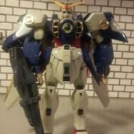 Deluxe Transforming Gundam Wing XXXG-01W Bandai 2002