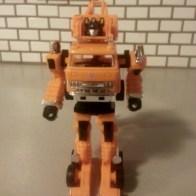 Grapple - Transformers Generation 1 Commemorative Series VI 2004 Japanese ID number 47 1985