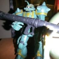 Gundam MSIA Dozzle Zabi Use MS-06F Zaku II 2004 Bandai