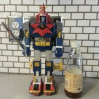 Voltes V DX Godaikin 1982 aka Popy Volt in Box 1977 from anime Chō Denji Machine Voltes V(超電磁マシーン ボルテスV) 1977-1978