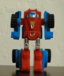 Gears Generation 1 Autobot Hasbro 1984 G1 Mini Vehicle