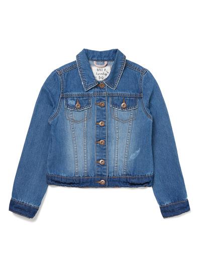 Kids Denim Jacket 3 14 Years Tu Clothing