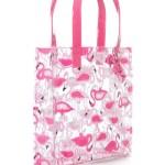 sainsburys tu Kids Pink Flamingo Plastic Swim Bag   Tu clothing