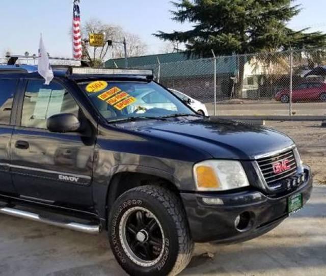 2004 Gmc Envoy Xuv For Sale At Stark Auto Sales In Modesto Ca