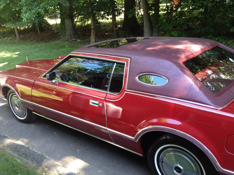 1976 Lincoln Mark IV SOLD SOLD SOLD