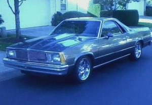 1981 Chevrolet El Camino For Sale  Carsforsale