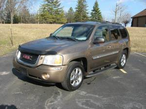 2002 Gmc Envoy SLT 4WD 4dr SUV In Union Grove WI  The Car & Truck Store