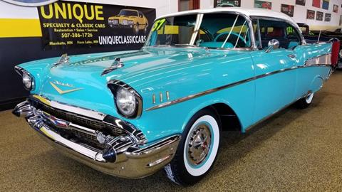 1957 Chevrolet Bel Air For Sale in Minnesota   Carsforsale com     1957 Chevrolet Bel Air for sale in Mankato  MN