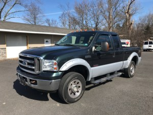 2006 Ford F250 Super Duty XLT 4dr SuperCab 4WD SB In New