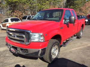 2006 Ford F250 Super Duty XLT 4dr SuperCab 4WD LB In