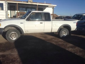 2000 Mazda BSeries Pickup B3000 SE 4dr 4WD Extended Cab