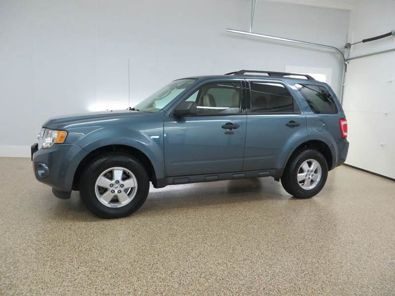 2010 Ford Escape XLT AWD 4dr SUV In Hudsonville MI - HTS ...