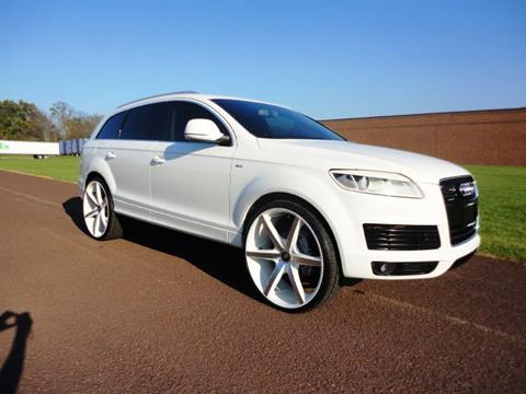 Used Audi Q7 For Sale In Hatfield Pa Carsforsale Com