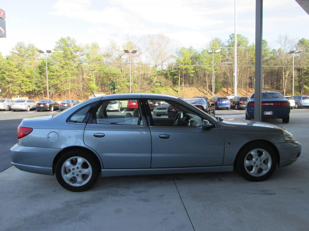 Motor Max In Griffin Ga 2003 Saturn L Series L200 4dr Sedan