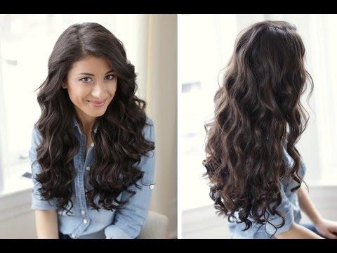 How To Sexy Curls Hair Tutorial LuxyHair Video Beautylish